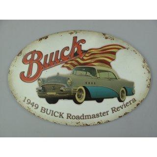 Blechschild Reklameschild Wandschild Route 66 1926 Schwarz Auto Schild 15x30 cm