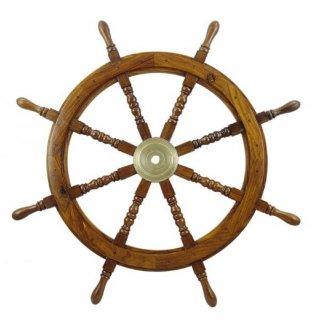 Admiralitätsanker Stockanker Großer Andenken Anker aus Edel Holz 35 cm