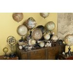 Globes and armillary spheres